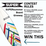 SuperBrand Contest Instagram Post